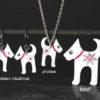psí šperky