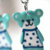 náušnice pro děti veselí medvídci