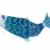brož ryba detail