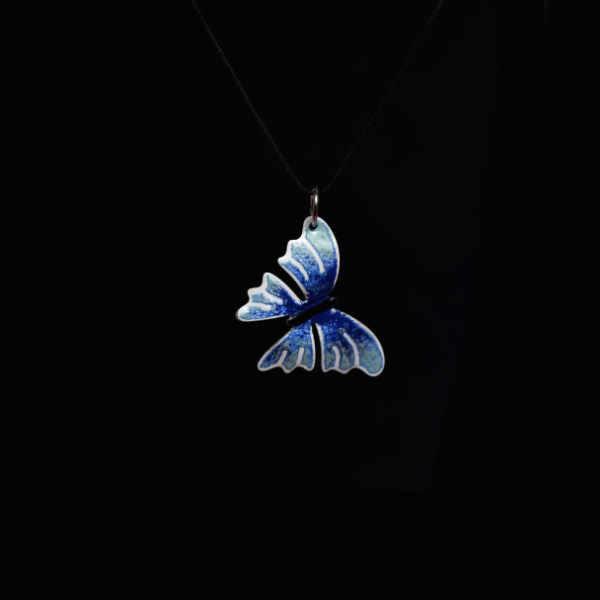 motýl handmade přívěšek