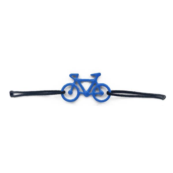 pánský náramek modré kolo
